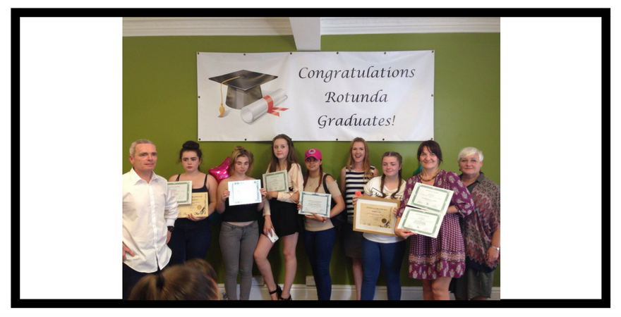 Rotunda Graduation Supporting Image