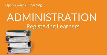 Elearning Administration Image