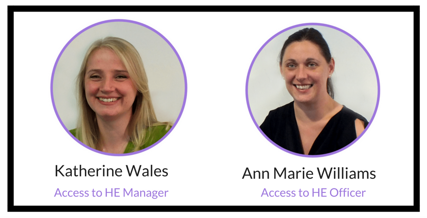 New Access to HE Staff 2016