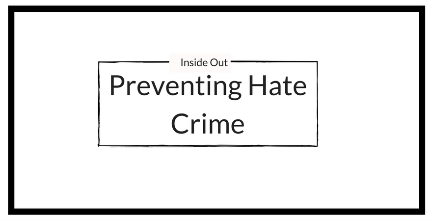 Preventing hate crime support image
