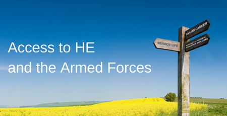 Copy of Access to HE and the Armed Forces (1)