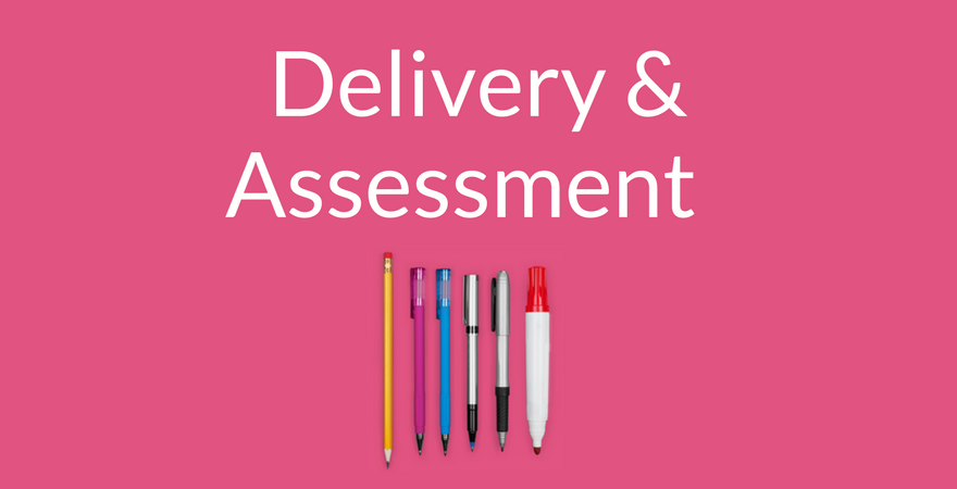 Delivery and Assessment Supporting Image (Pink)