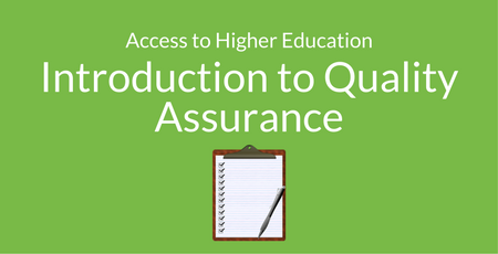 Quality Assurance Access