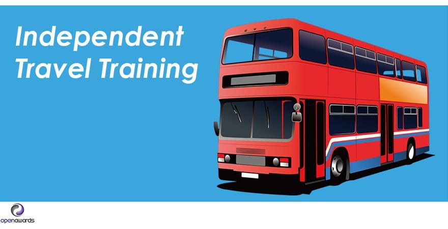 Independent Travel Training Presentation Ceremony Open