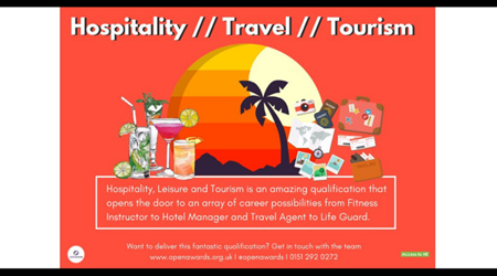 Hospitality Leisure & Tourism
