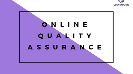 Online Quality Assurance